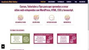 Academia Web Online
